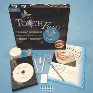 Promotional Tooth Crystal Starter Kit (DVD)