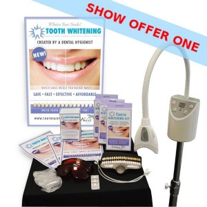 Tooth Whitening Starter Set / Show Offer 1