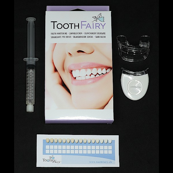 Single Whitening Kit Home Toothfairy Tooth Fairy Toothbleaching