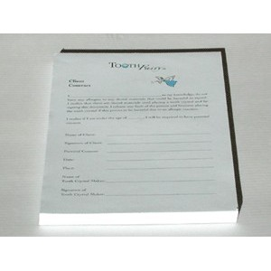 tooth fairy consent form pdf