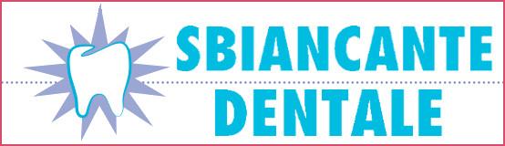 Sbiancante Dentale